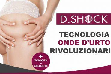 Stop alla cellulite con D-Shock